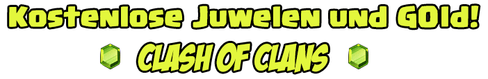 clash of clans juwelen hack