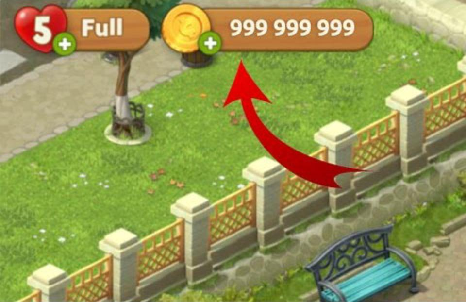 gardenscapes ios hack