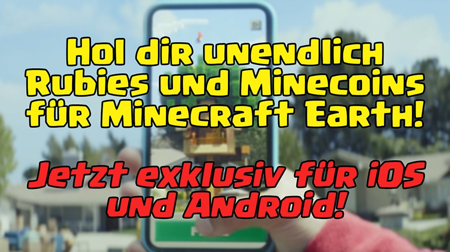 minecraft earth cheats