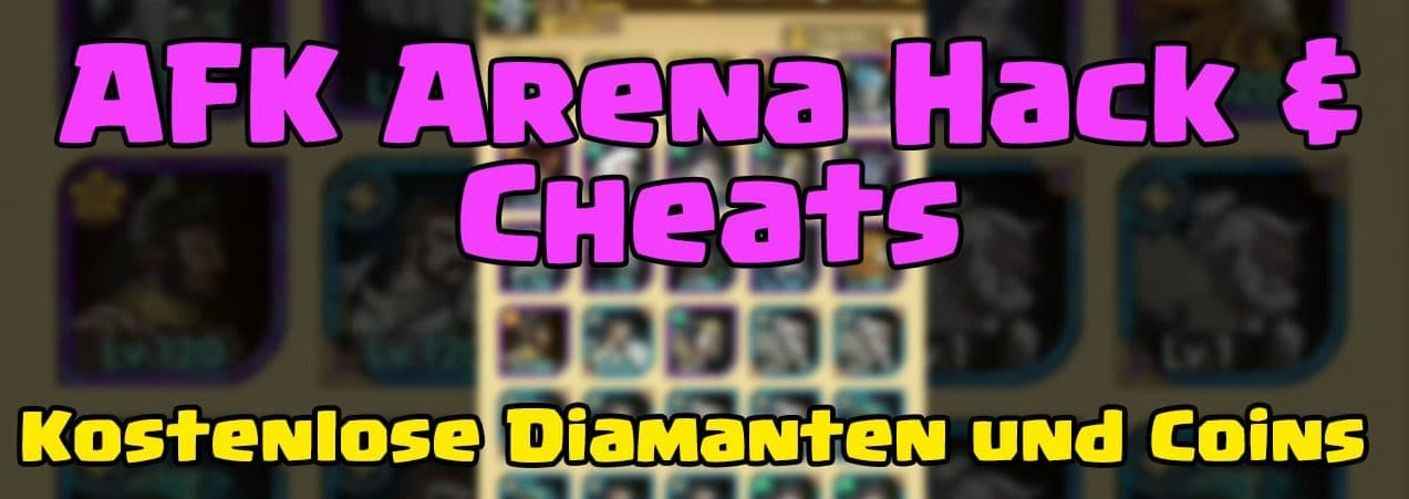 afk arena diamanten hack