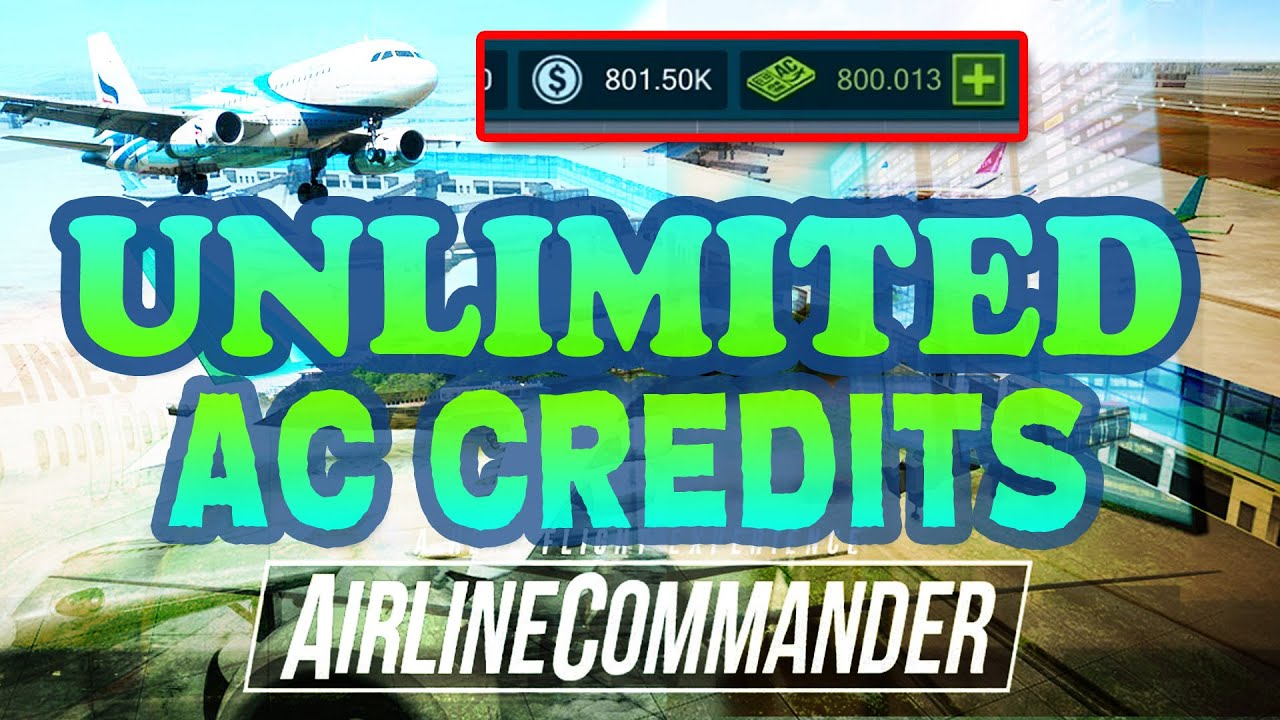 airline commander hack