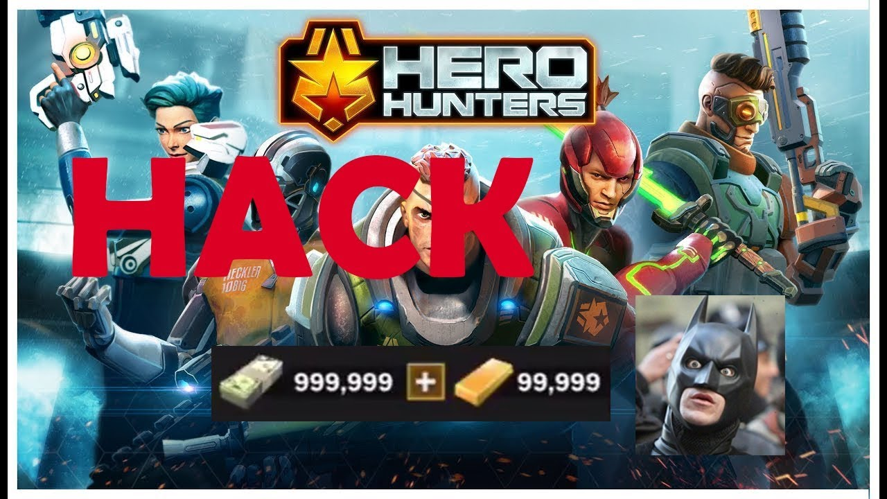 hero hunters hack tool