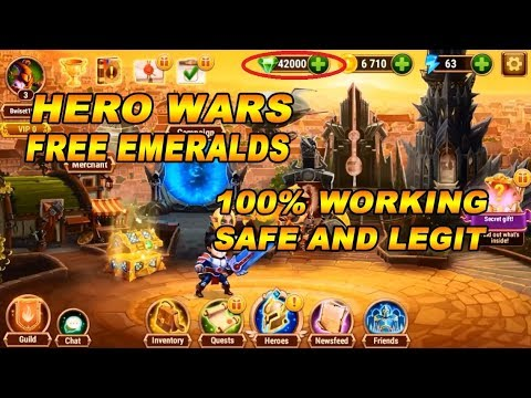 hero wars hack apk