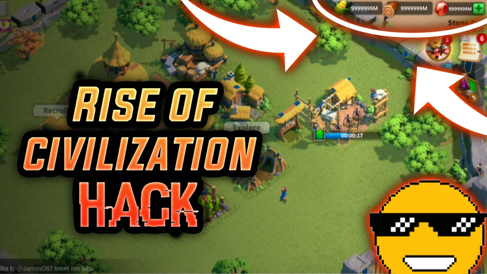 rise of civilizations hack apk