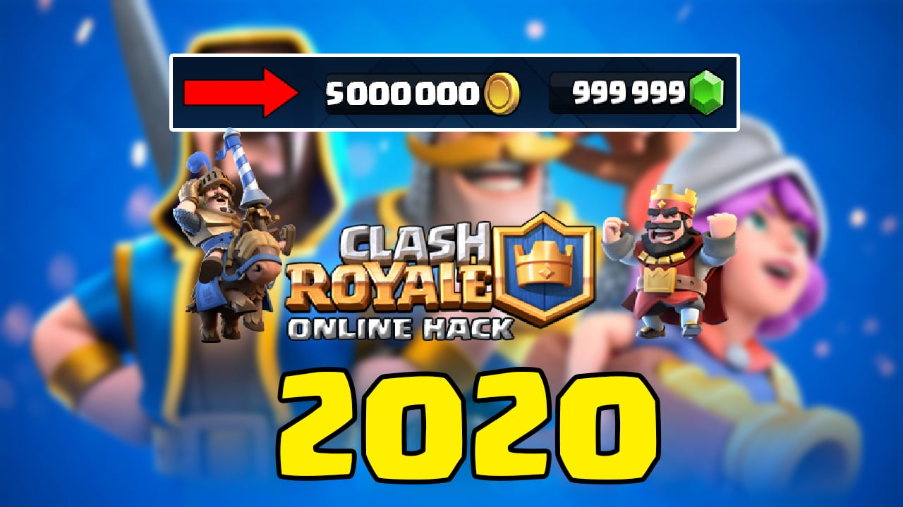 clash royale hack 2020