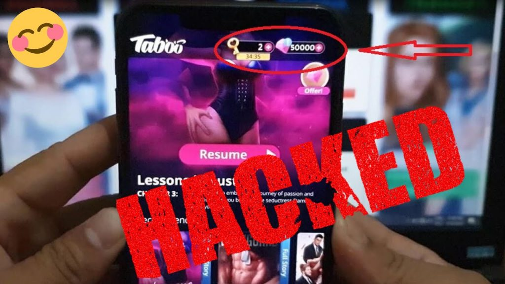 tabou stories hack apk