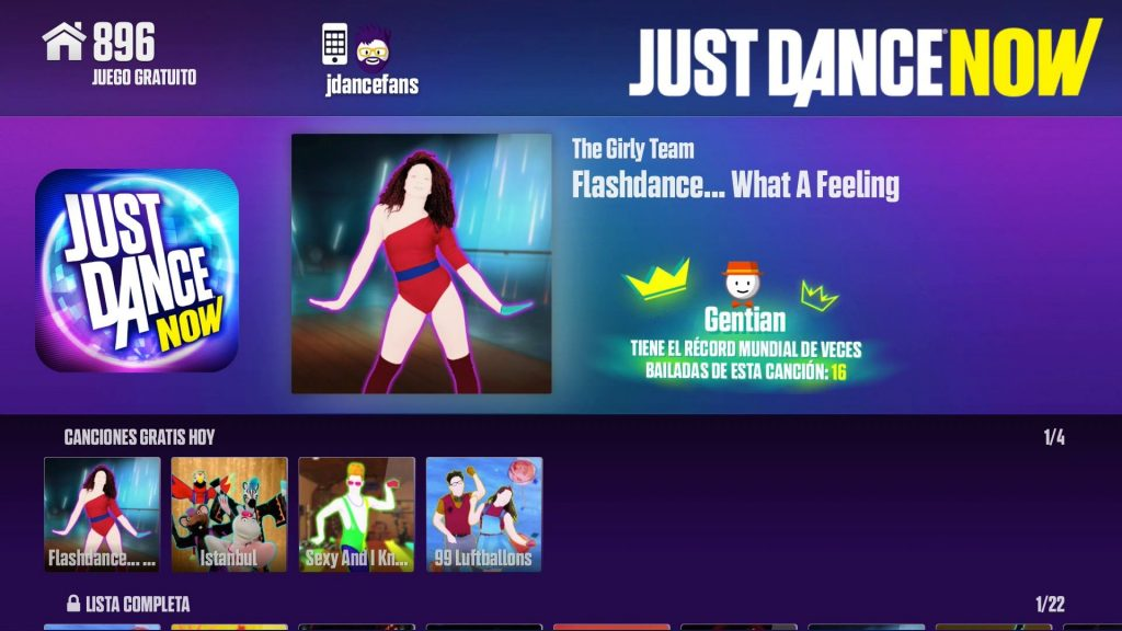just dance now cheats