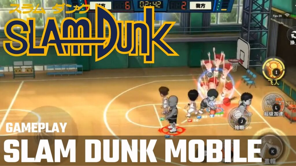 slam dunk mobile hack