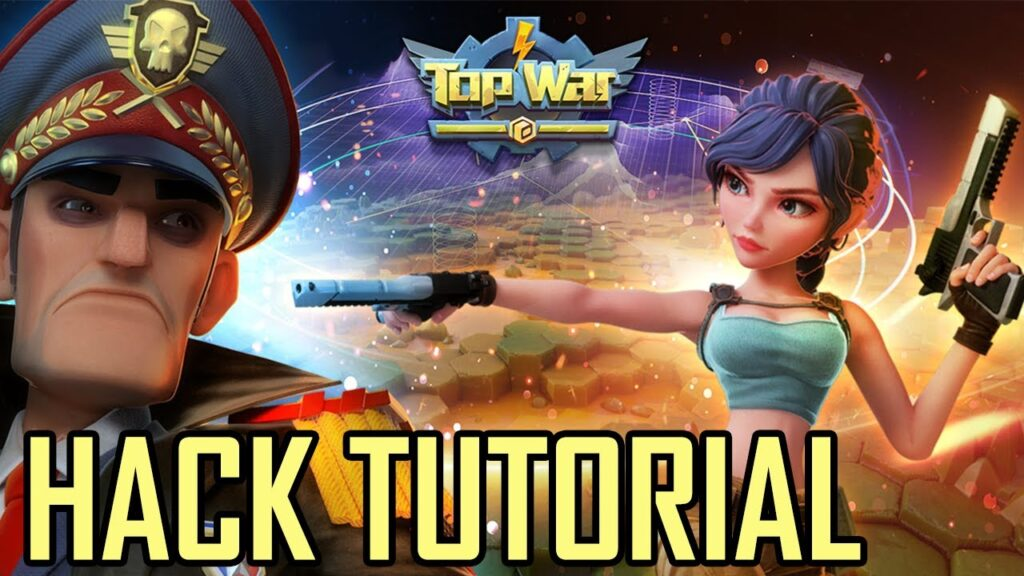 top war hack apk